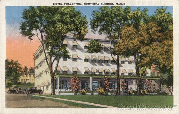 Hotel Fullerton