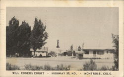Will Rogers Court on Highway 50 North