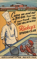 Rickey's Studio Club