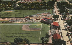 New Spring Training Grounds, Milwaukee Braves