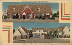 Crystal Tourist Court and Modern Cottages
