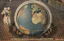 Globe of the Earth, Pan American Terminal Building