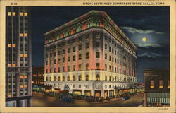 Titche-Goettinger Department Store
