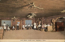 Pine Grove Dance Hall
