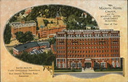 Majestic Hotel and Bath House