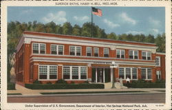 Superior Baths, Harry H. Bell, Pres.-Mgr.