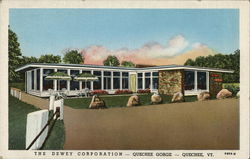The Dewey COrporation - Restaurant and Sales Room, Quechee Gorge