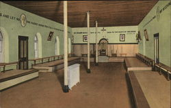 Our Lady of Gethsemani - Chapter Room