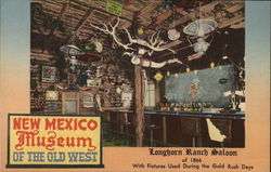 NEW MEXICAO MUSEUM of the OLD WEST