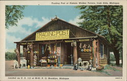 Trading Post, Walker Tavern, Irish Hills