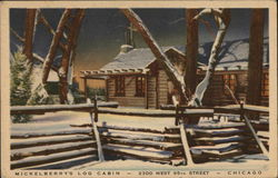 Mickelberry's Log Cabin - 2300 West 95th Street