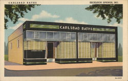 Carlsbad Baths