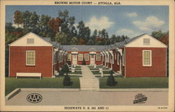 Brown's Motor Court