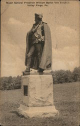 Statue of Major General Friedrich William Baron Von Steuben
