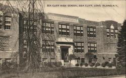 Sea Cliff High School on Long Island