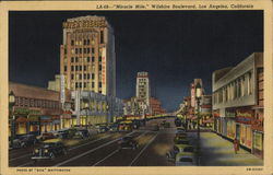 Wilshire Boulevard - Miracle Mile
