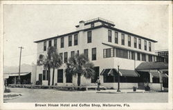 Brown House Hotel and Coffee Shop
