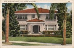 Home of James Cagney