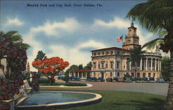 Merrick Park and City Hall