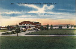 Shelby Memorial Community Center