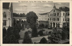 Spring Hill College - The Quadrangle