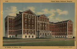 United States Veterans' Hospital, in Dallas at Lisbon, Tex.