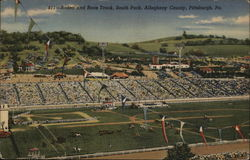 Rodeo and Race Track, South Park