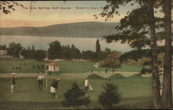 Glen Springs Golf Course