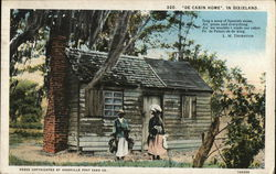 Two African American Women Outside Home