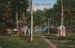 Tourist Camp Grounds