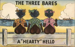 "The Three Bares - A ""Hearty"" Hello"