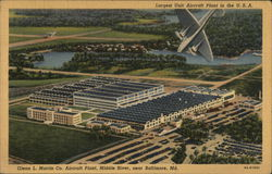 Glenn L. Martin Co. Aircraft Plant, Middle River