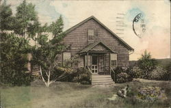 The Chapel, Hephzibah Heights Postcard