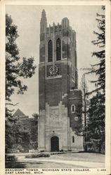 MIchigan State College - Beaumont Tower