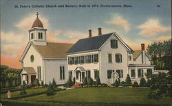 St. Peter's Catholic Church adn Rectory