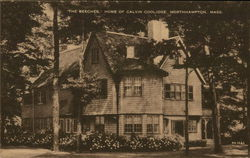 The Beeches - Home of Calvin Coolidge