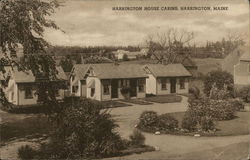 Harrington House Cabins