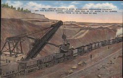 Mesaba Mountain Mine, MN - Iron Ore