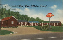 Red Rose Motor Court