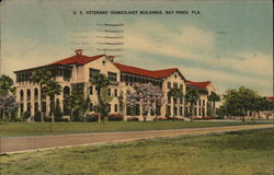 U.S. Veterans Domiciliary Buildings