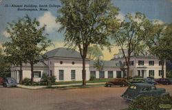 Smith College - Alumni Building