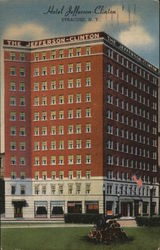 Hotel Jefferson-Clinton
