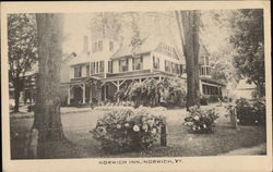 Norwich Inn and Grounds