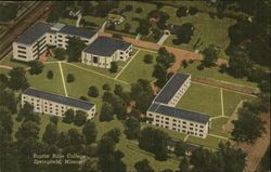 Baptist Bible College, Aerial View