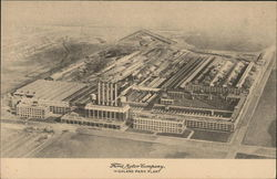 Ford Motor Company, Highland Park Plant