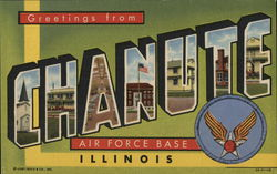 Greetings from Chanute Air Force Base