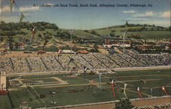 Rodeo and Race Track, South Park, Allegheny County