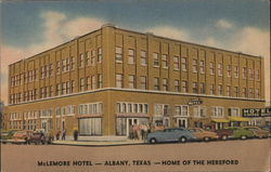 McLemore Hotel - Home of the Hereford Postcard