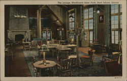 The Lounge, Blackhawk State Park