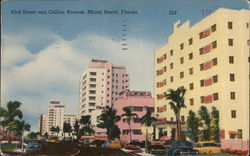 63rd Street and Collins Avenue